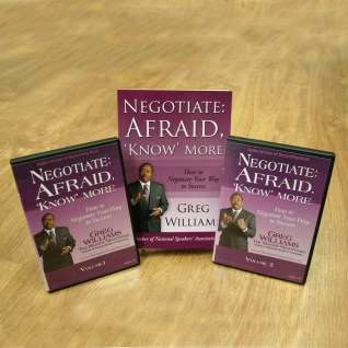 Negotiate: Afraid, 'Know' More