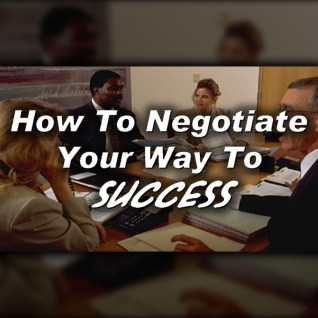 Negotiate Your Way To Success