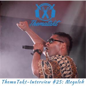 Megaloh im ThemaTakti-Interview Foto von Tobias Wilinski vom Splash