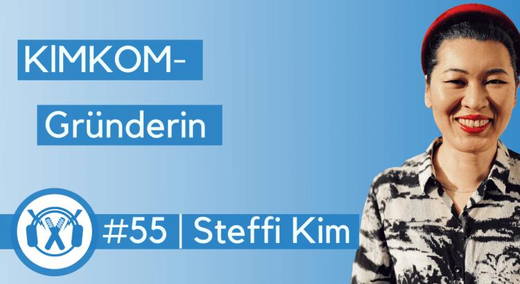 Stefanie Kim zu Gast im ThemaTakt-Podcast