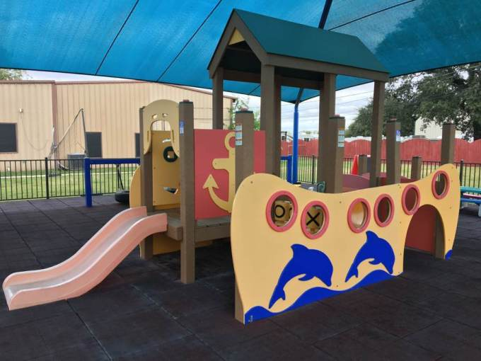 AMH playscape