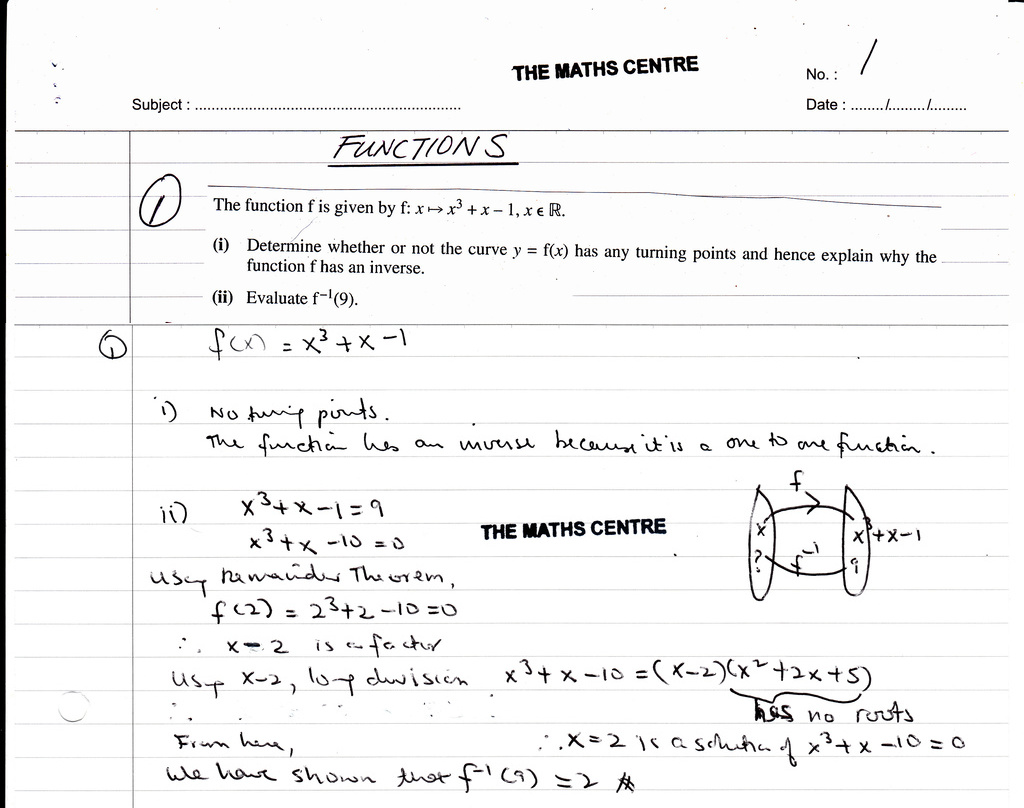 Igcse Maths Worksheets Grade 8