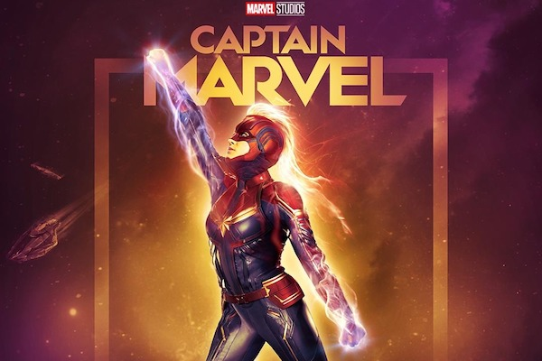 Episode 218 – CAPTAIN MARVEL – The Matinee