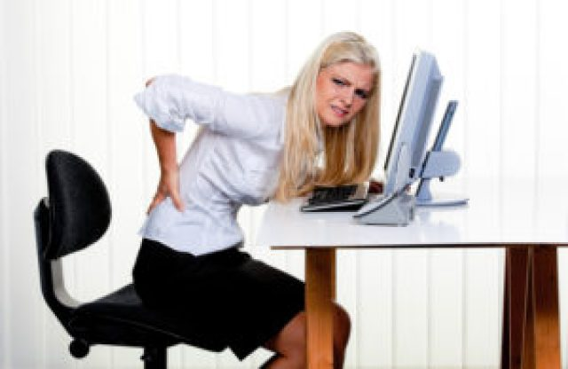 Do you experience lower back pain?