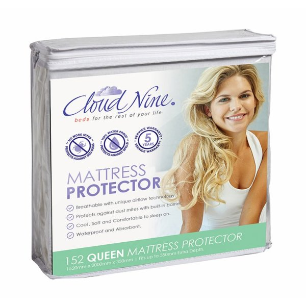 Cloud Nine Mattress Protector - Queen