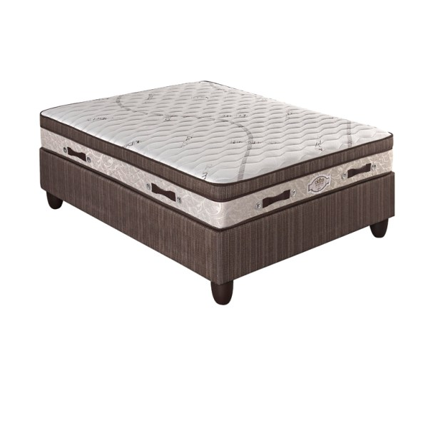 Edblo Mocha - King XL Bed