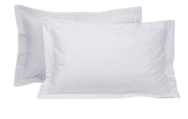 Cotton Percale 300 Thread Count Linen – Conti Oxford Pillow Case