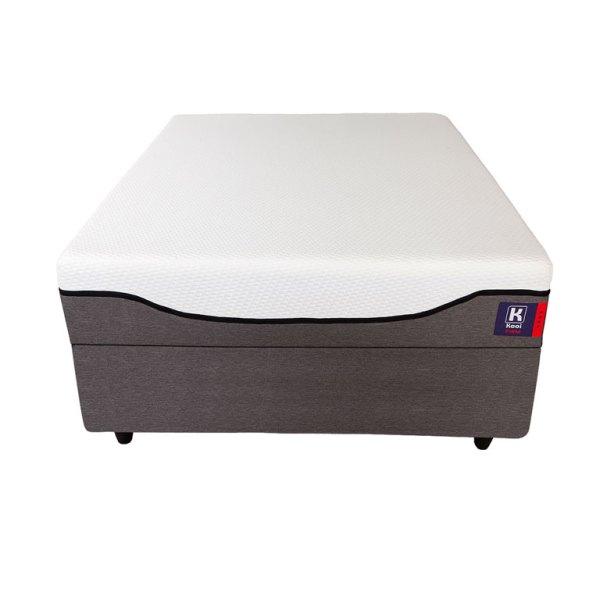 Kooi Pure Firm - Three Quarter Bed