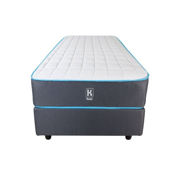 Kooi Superior Pocket Plush - Three Quarter XL Bed