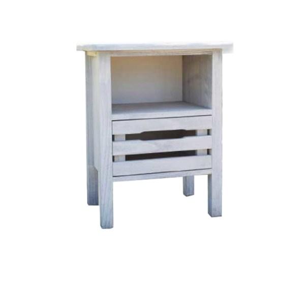 Magaliesberg Pedestal (Lace White)