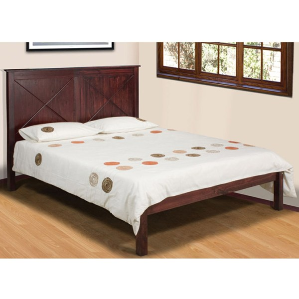 Nautical Bed (Chestnut) - King Bed