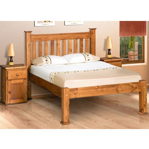 Nottingham Bed (Oregon) - Three Quarter Bed