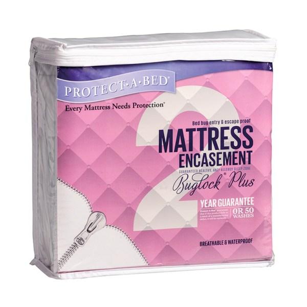 Protect·A·Bed Mattress Encasement (35-38cm) - Three Quarter