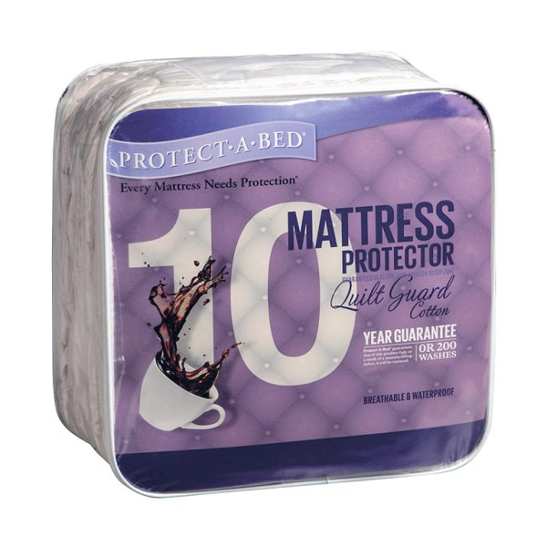 Protect·A·Bed Quilt Guard Mattress Protector - King XL