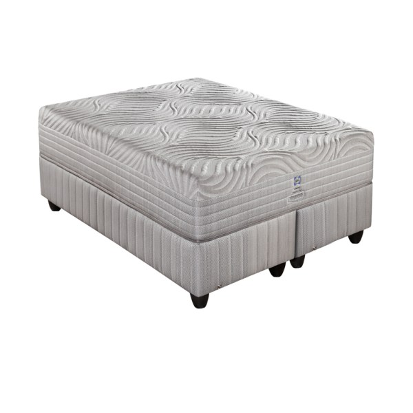 Sealy Hybrid Sage Plush King Bed