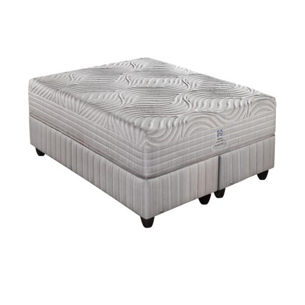 Sealy Hybrid Sage Plush King Bed