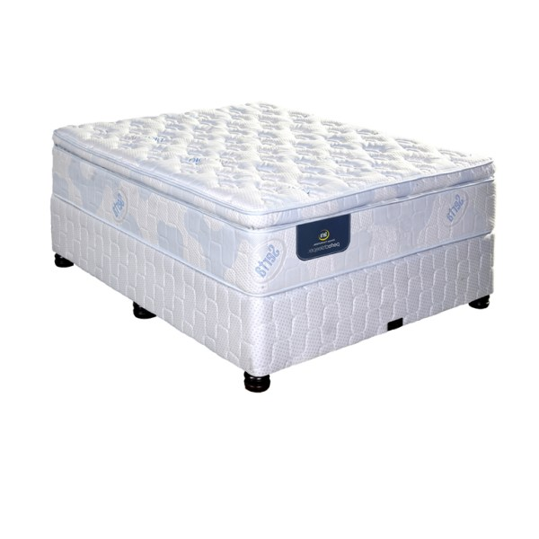 Serta Castor - Double XL Bed