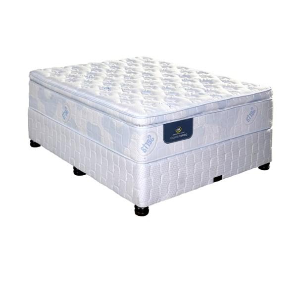Serta Castor - Queen XL Bed