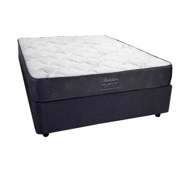 Universe Bedding Hotelier Platinum - Three Quarter XL Bed
