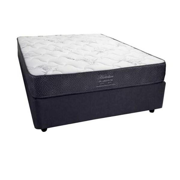 Universe Bedding Hotelier Platinum - Three Quarter XL Bed