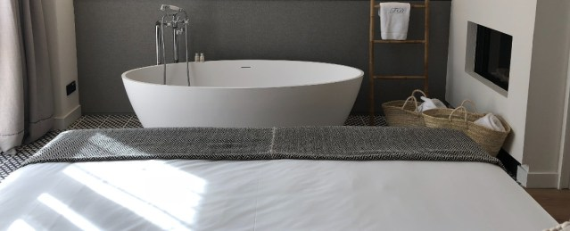 Bath temperature affects your sleep