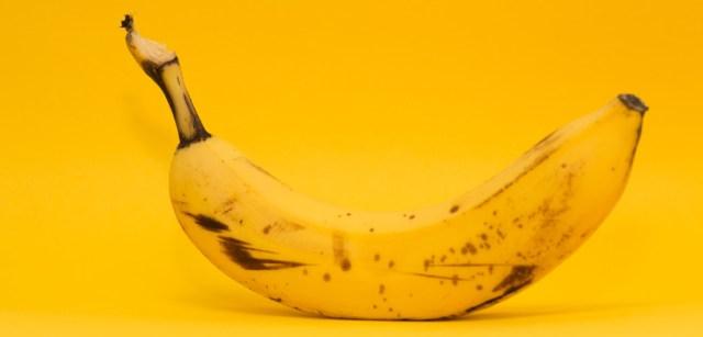 banana for dinner?
