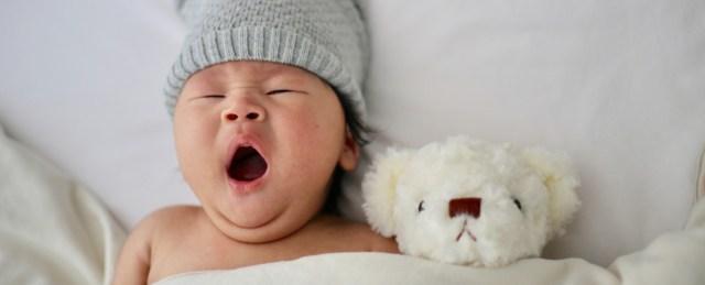 infant sleeping patterns