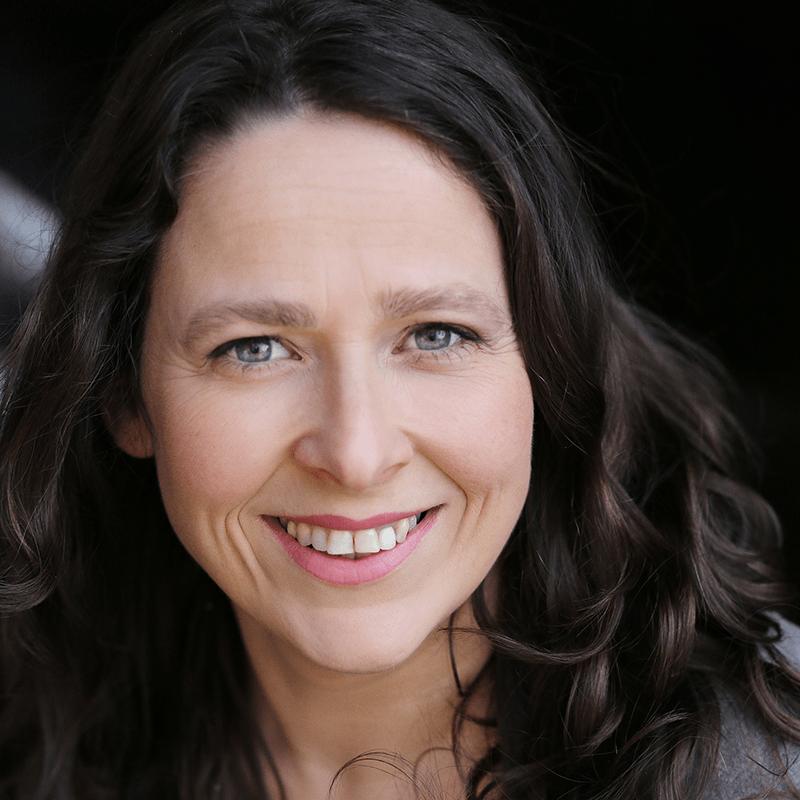 Headshot of The Maydays Jen Rowe.