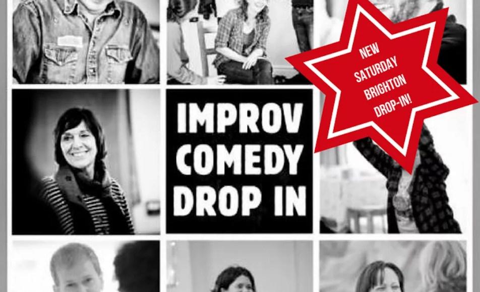 Saturday Improv Comedy Drop-In Brighton