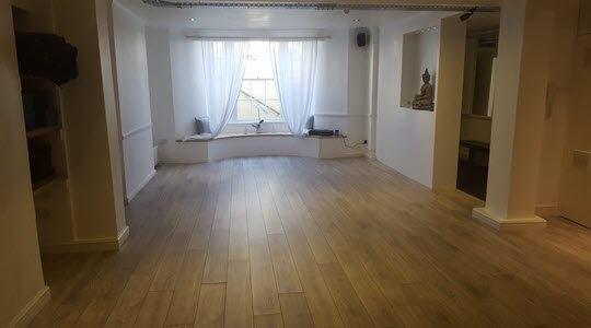 The Maydays Improv Studio at 12a Regency Square, Brighton