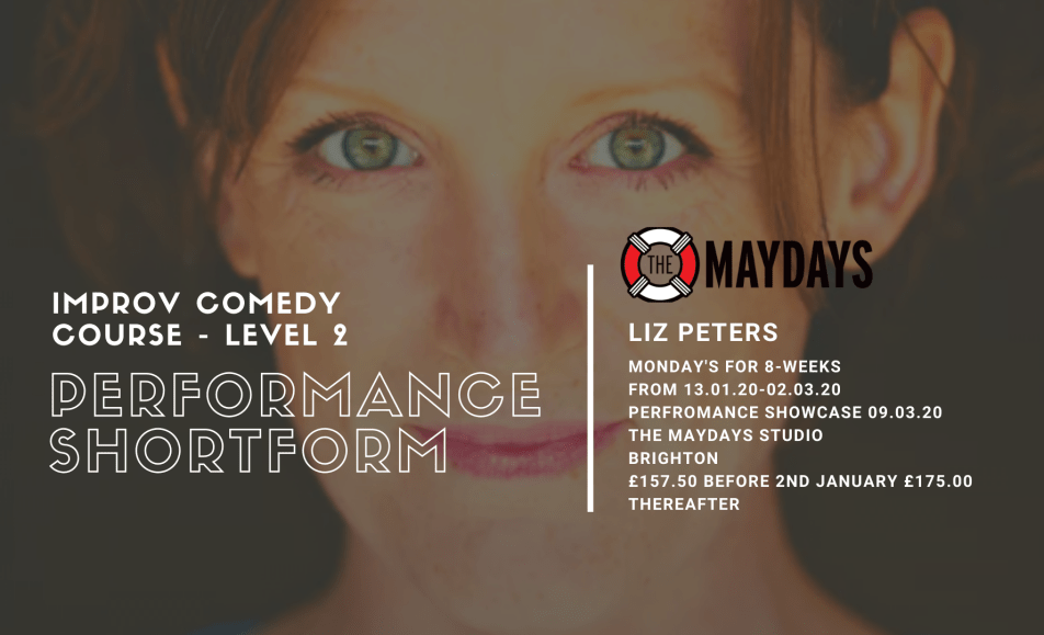 Performance Shortform Improvisation Comedy Course