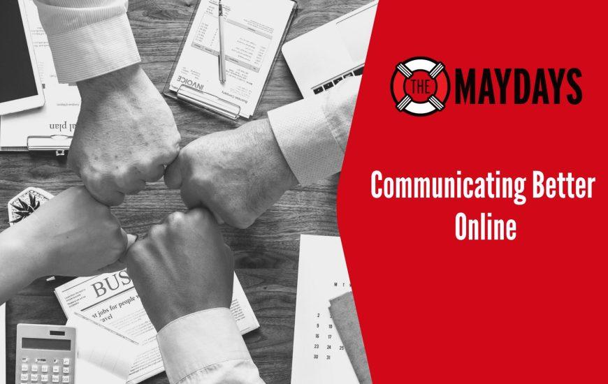 Communicating better online using online improvisation classes