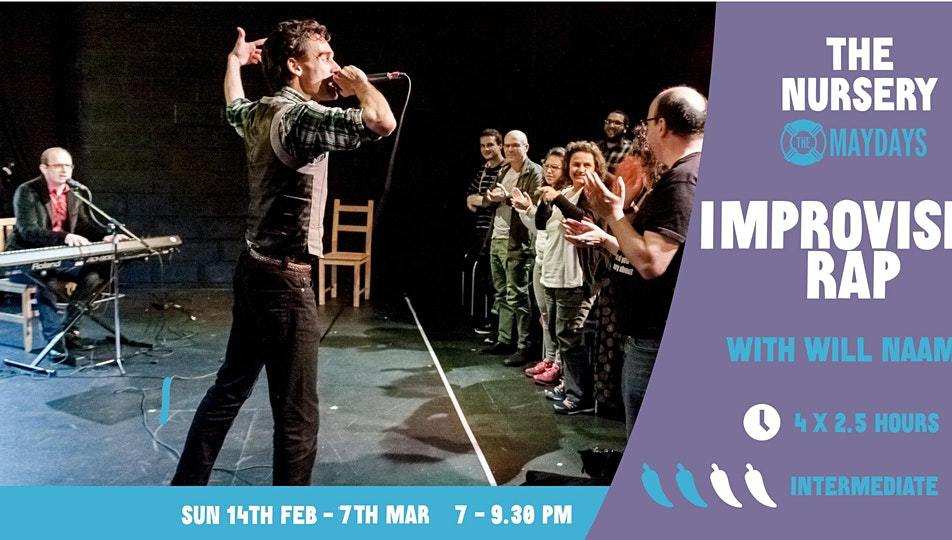Online Improv Super-Elective: Improvised Rap with Will Naameh