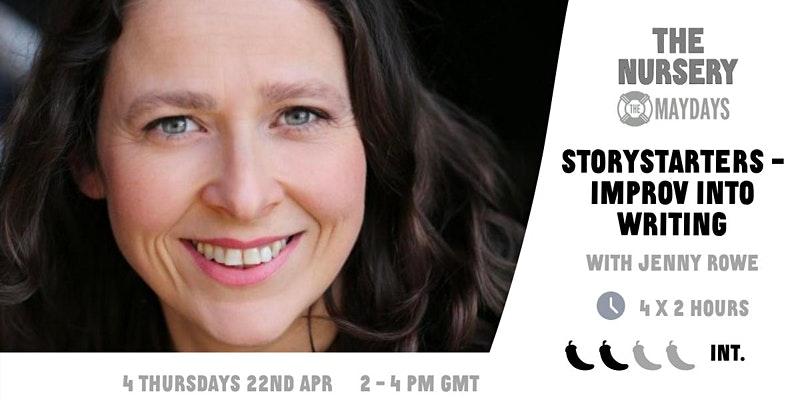 Online Improv Super-Elective: Storystarters – Improv into writing