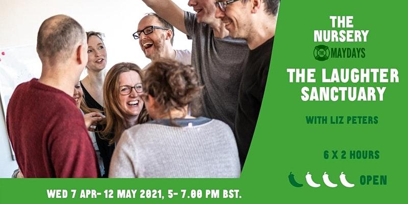 Online Course: The Laughter Sanctuary