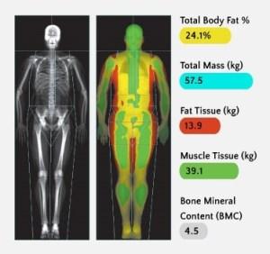 body comp image
