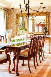 Designer Dining Space