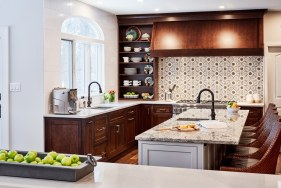 Designer Kitchen - McMullin Design Group