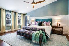 Designer Bedroom - McMullin Design Group