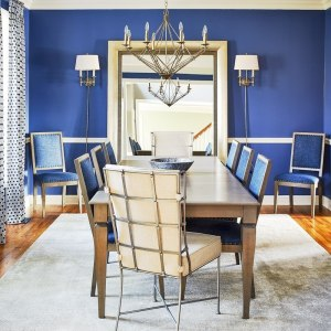 Designer Dining Room