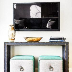 TV Area Design