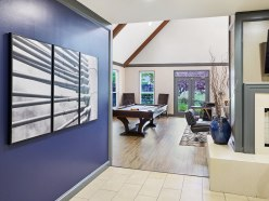 Designer Lounge Space