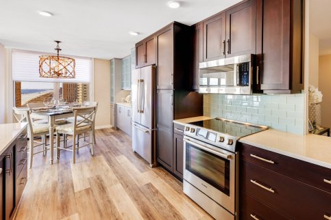 Kitchen & Dining Space - McMullin Design Group