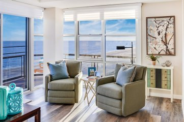 Beach Resort Living - McMullin Design Group