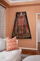 Framed Kimono