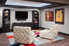 Interior Design - Basement Design