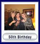 50th Birthday Party Theme