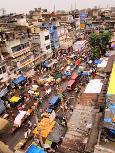 The madness of Chandni  Chok in Old Delhi