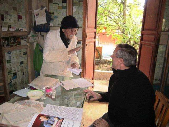 Dr Ho analysing Skip