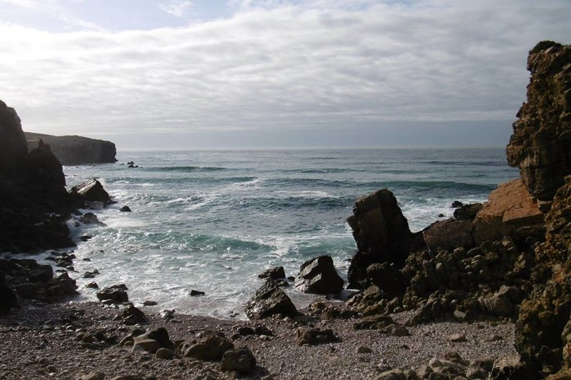 The Algarve at its best - rugged, wild and unspoiled.